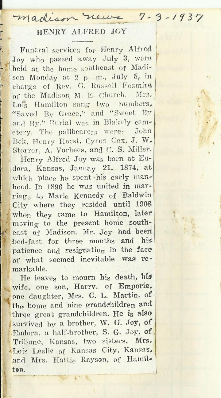 Henry_Alfred_Joy_Obituary_7_3_1937