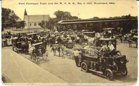 may 1912 Woodward OK pic from facebook