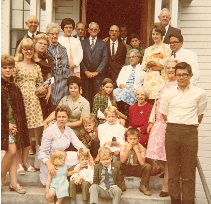 1971 mcghee reunion from bob harlan