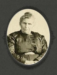 George Washington Joy's 2nd wife, Mary Weisinger