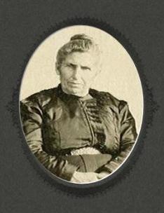 George Washington Joy's 2nd wife, Mary Weisinger