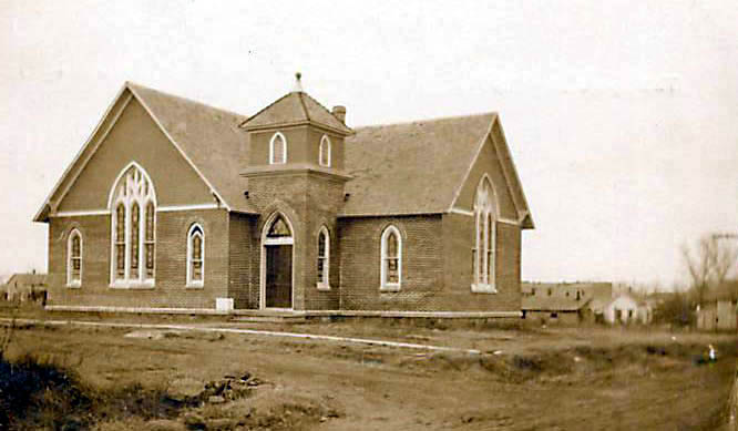 Methodist Episcopal Church in Tyro Kansas