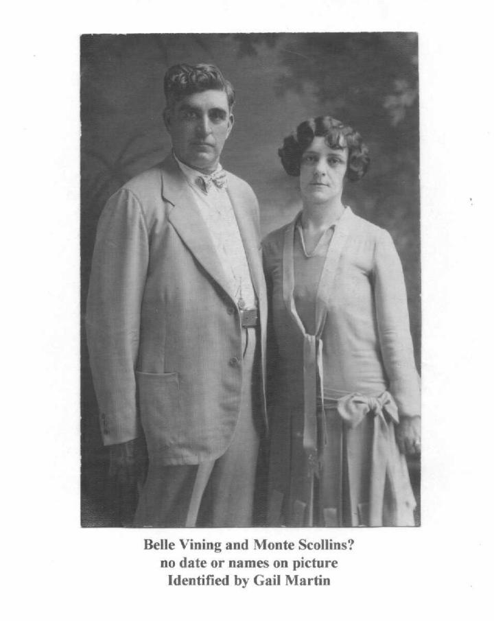 Lillian Belle and Montgomery Scollins