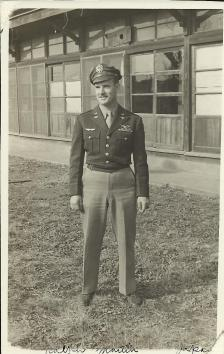 Ralph Martin, Tokyo, Japan 1947