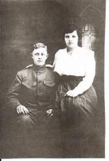 Clarence and Ruth McGhee