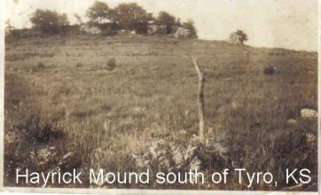 hayrick mound