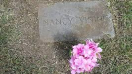 nancy vining grave 2017