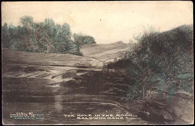 hole_in_the_rock_baldwin_kansas_1912_postcard