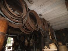 More metal barrel hoops