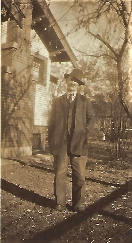 Frank Martin in Oregon