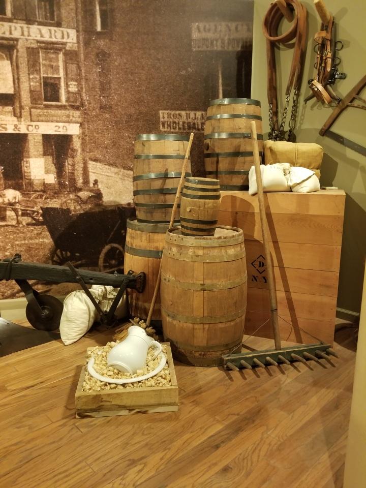 settler's supplies barrels