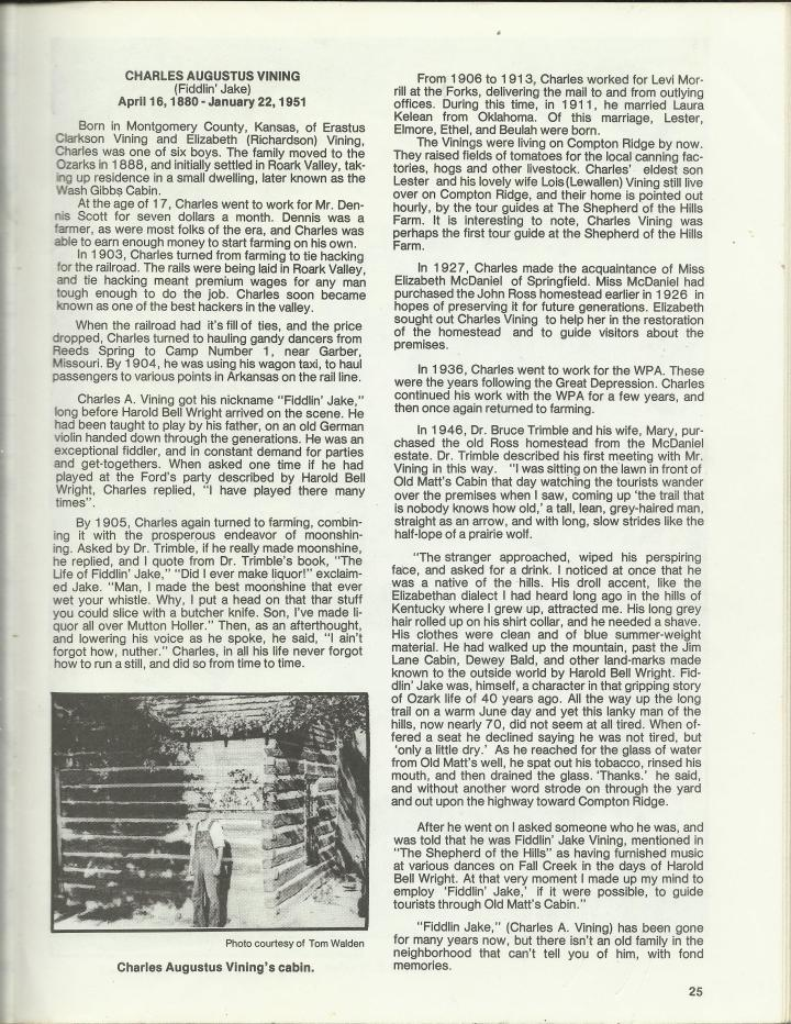 Picture-page 25. The History-