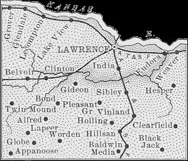douglas county map vinland from wikipedia