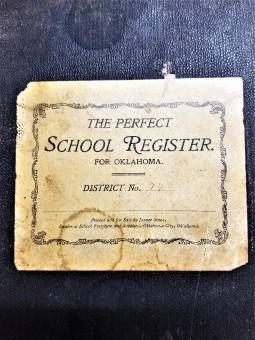 Vining school register