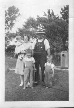 The_Norman_Harlan_Family