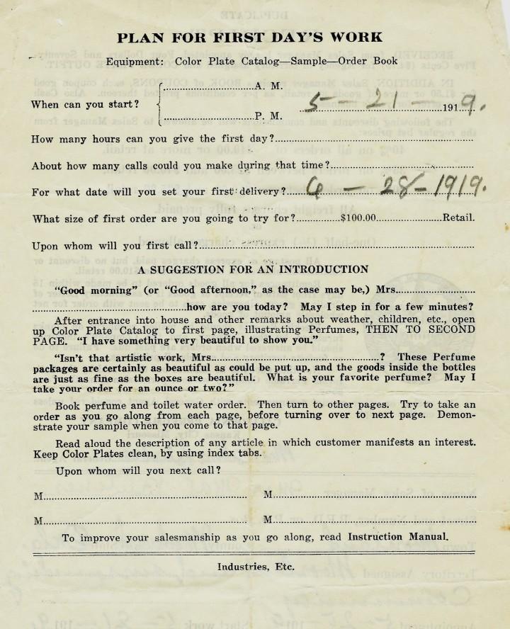 mae butcher 1919 job page 2