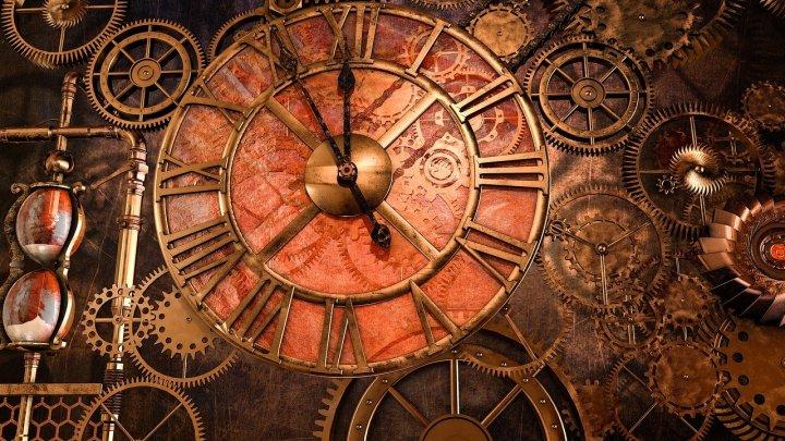 steampunk- time machine