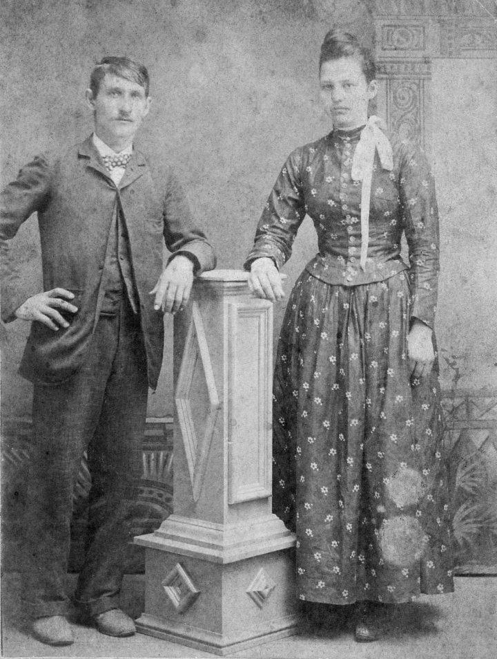 Joseph and Julia (Vining) Babcock
